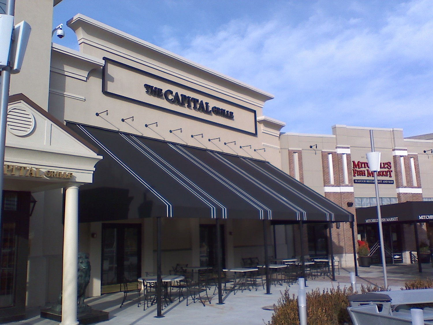 Commercial Awnings Midwest Outdoor Living