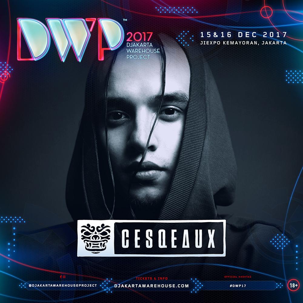 Cesqeaux Dwp Supermodified Agency Tiket Djakarta Warehouse Project 2017 2 Day Pass