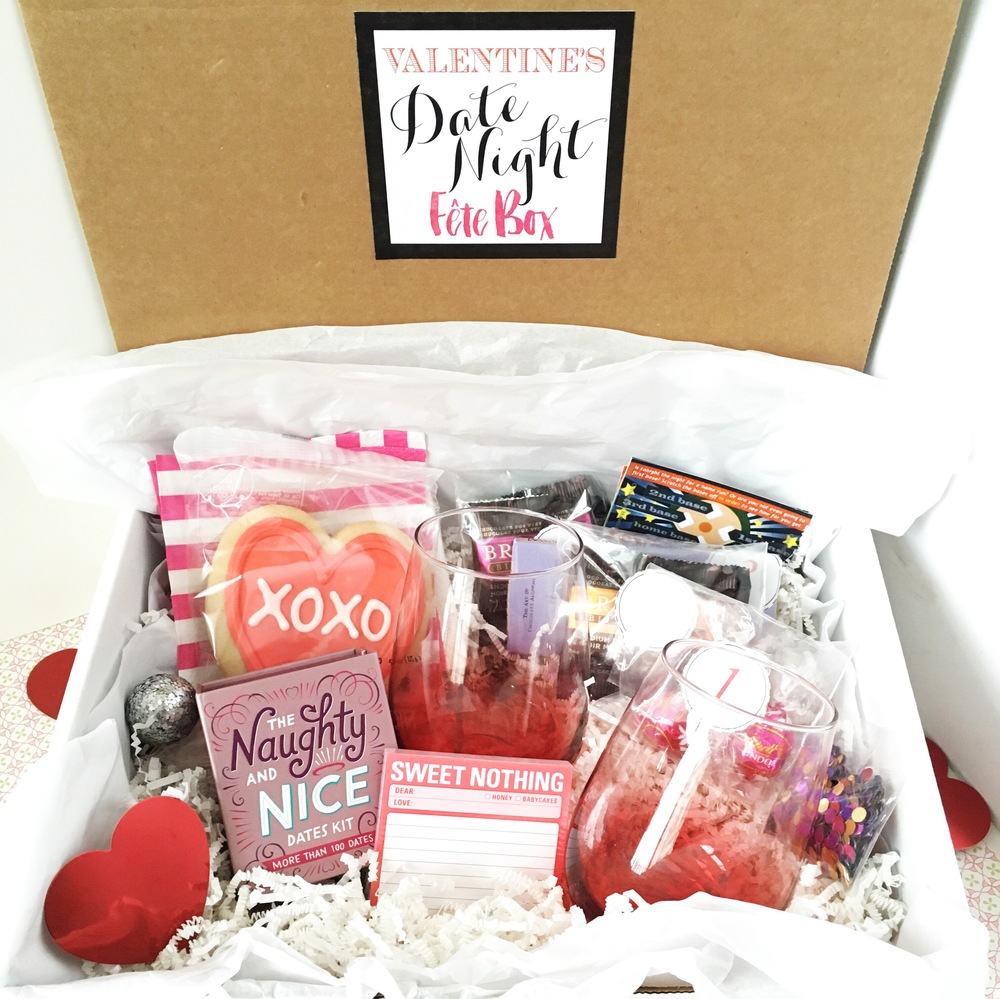 Valentine's Date Night Idea 1 Date Night Kit