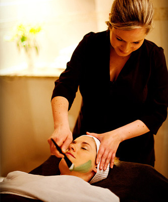 Facial at Eco Chic Spa - Whistler BC