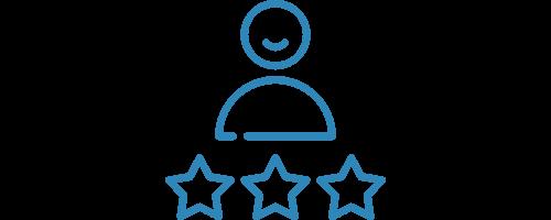 Zest - Internal and external customer satisfaction