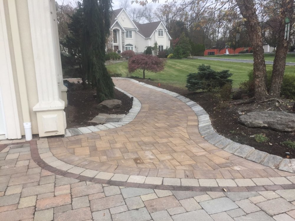 Beautify Your Home And Property With A Stone Paver Patio, Walkway Or  Driveway U2014 Grasskeepers Landscaping U0026 Construction Inc.