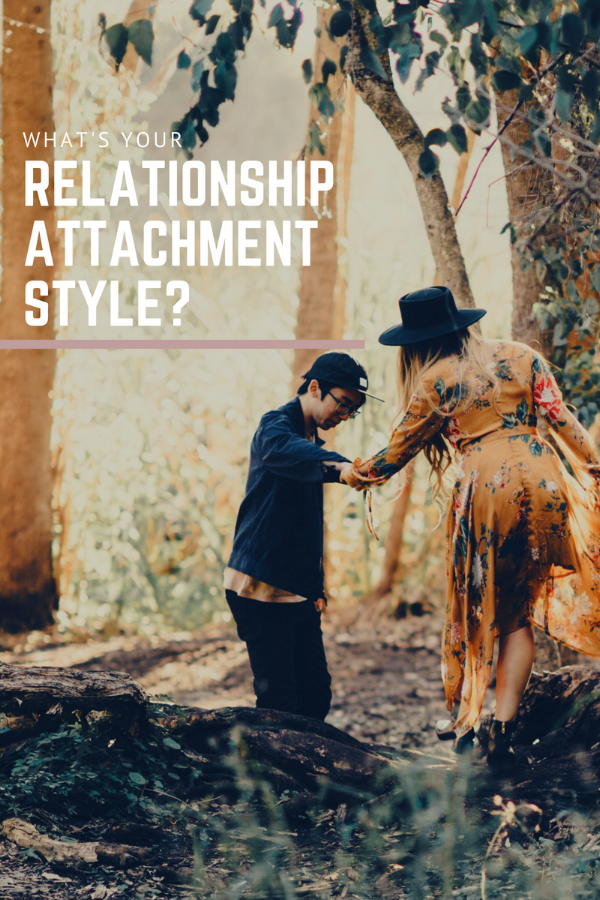 what's your attachment style mental health blog