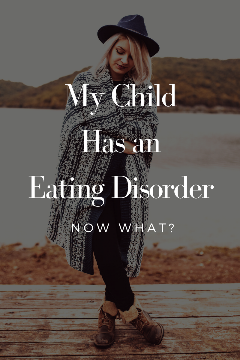 my child has an eating disorder