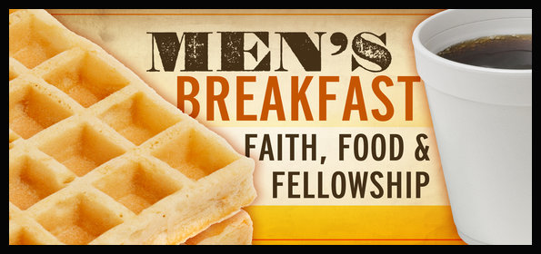 Join the men of Crossroads Church at Scaturos every Wednesday at 8am.