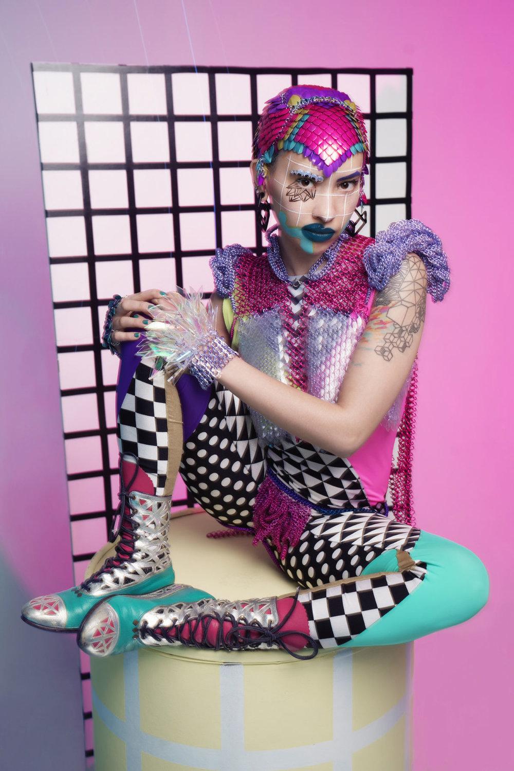 Sky Cubacub - Revolutionary Fashion Designer