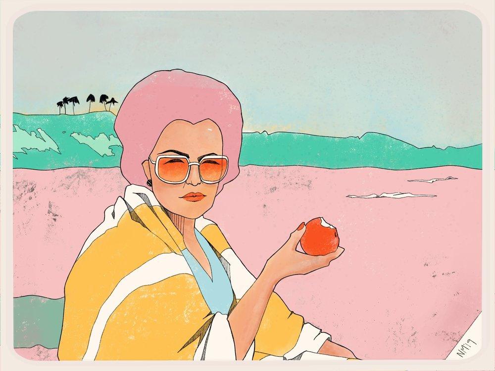 Natalee Miller - Artist, Illustrator