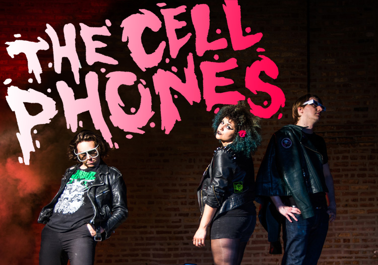 The Cell Phones - Band