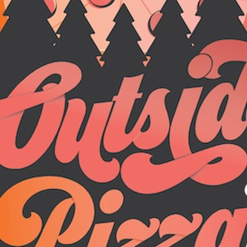 Outside Pizza -