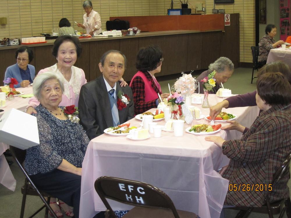 50週年金婚,願神的慈愛及恩惠在生命中成為永遠的祝福。