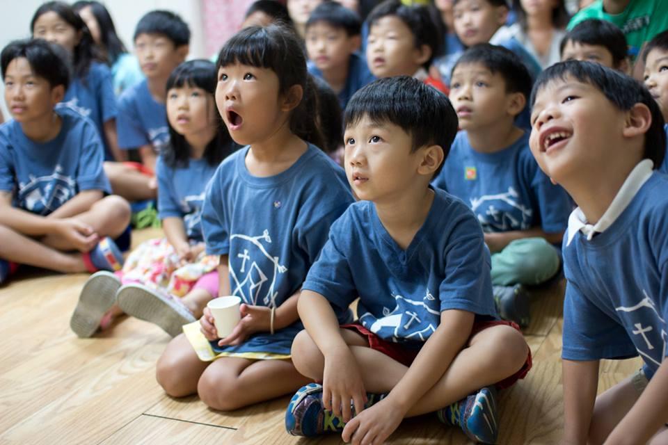 2015 (VBS) 暑假聖經學校