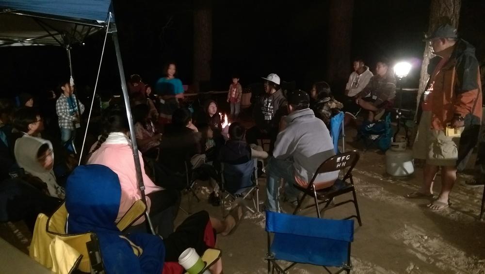 露營 2015