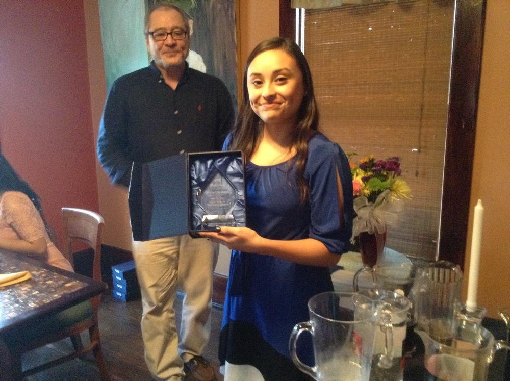 Olivia Cardenas : Historian