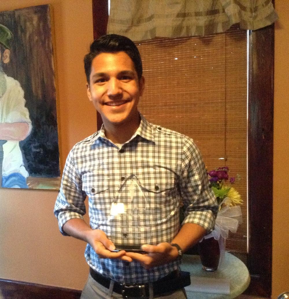 Carlos Sanchez - 2015 Burbank Valedictorian