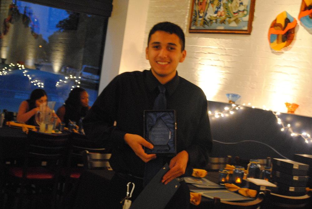 Chris Corona - 2016 Burbank Valedictorian