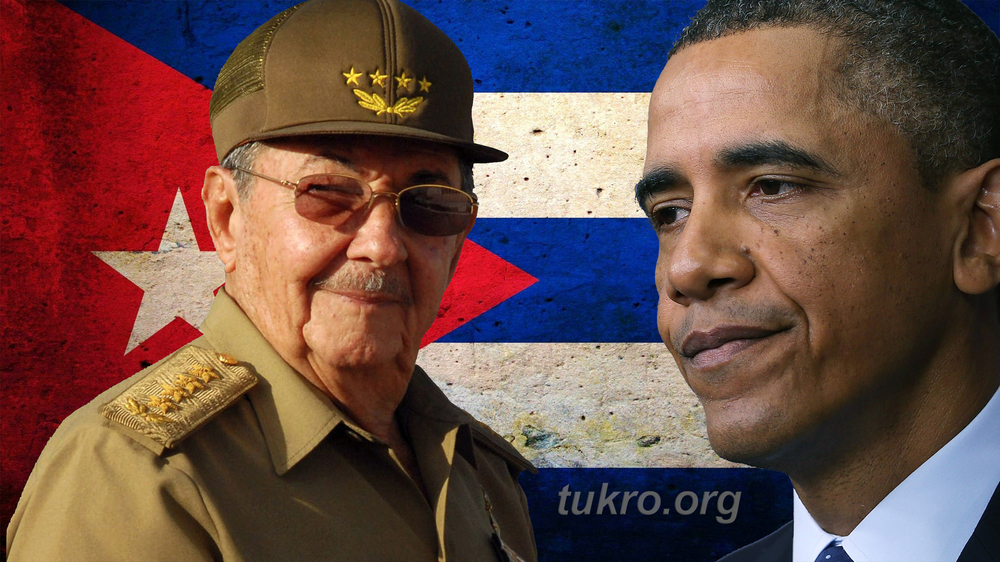 Raúl Castro and Barack Obama have big plans for the future... Good or bad?