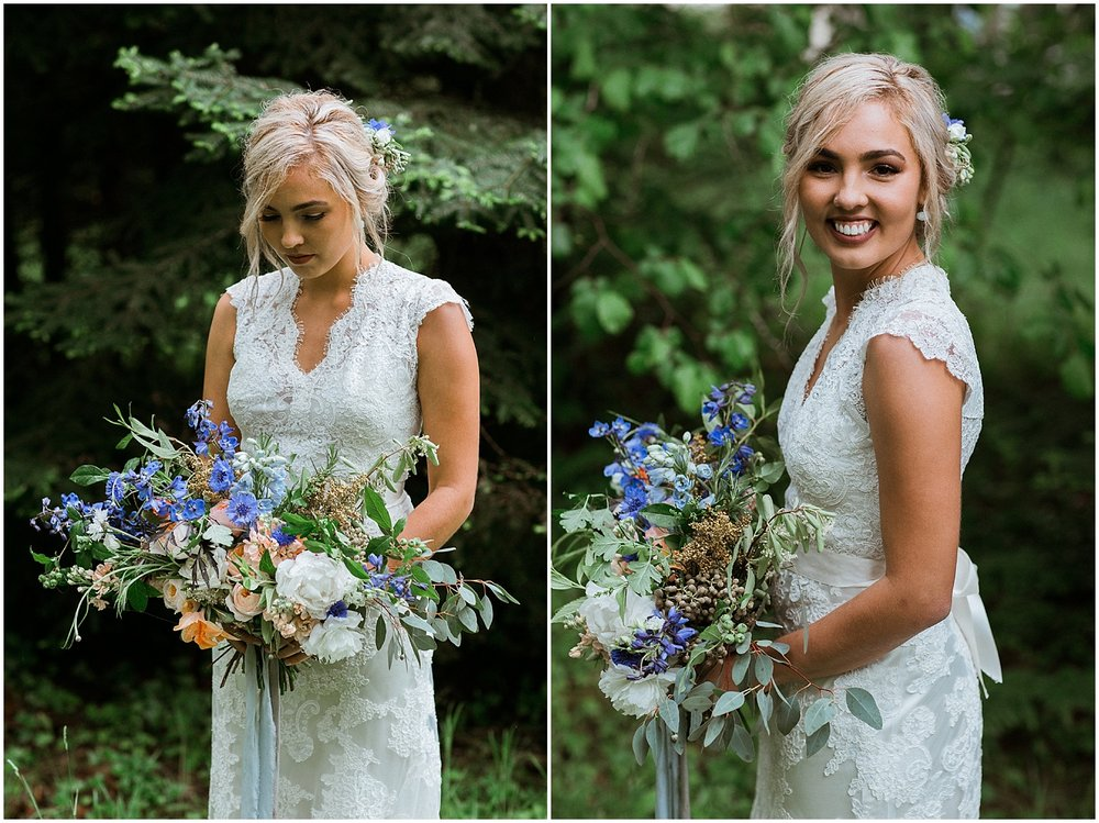 Oregon Florist | Portland Florist | Good Seed Floral Design bridal bouquet