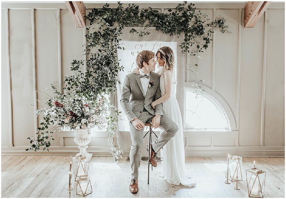 Enchanted + Wild - Our favorite styled shoot!