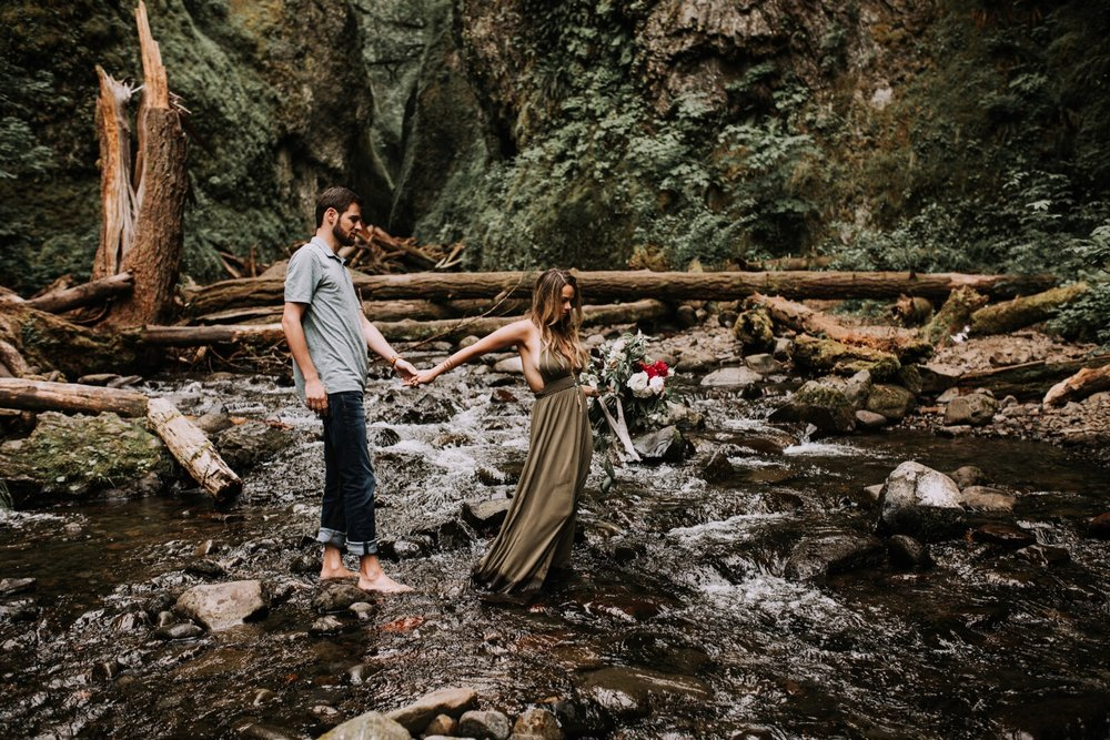 Monique Serra Photography// Engagement
