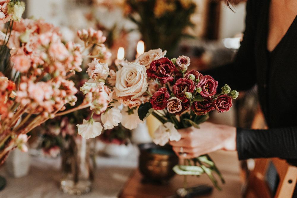 good seed floral design | portland florist | austin florist