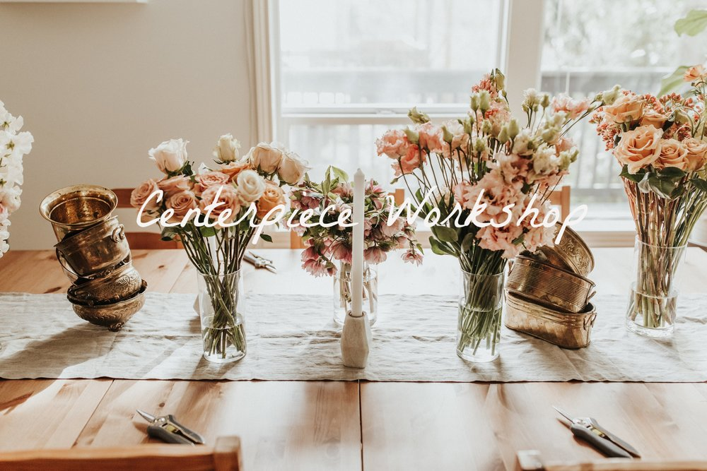 good seed floral design | oregon florist | Austin florist | portland florist | flower workshop