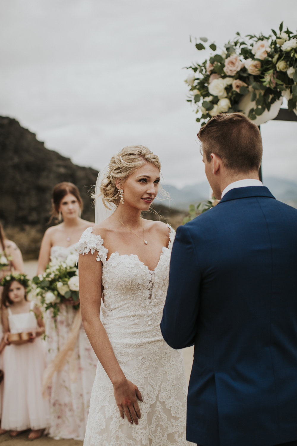 oregon coast wedding vows