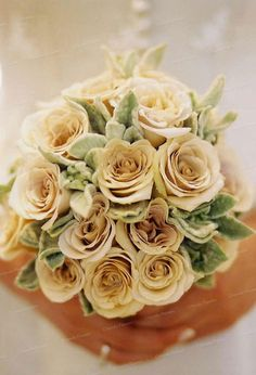 romantic wedding flower