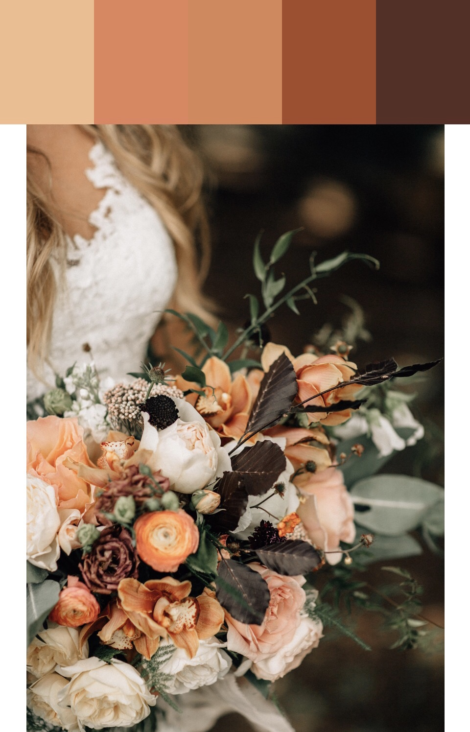Wedding colors inspiration