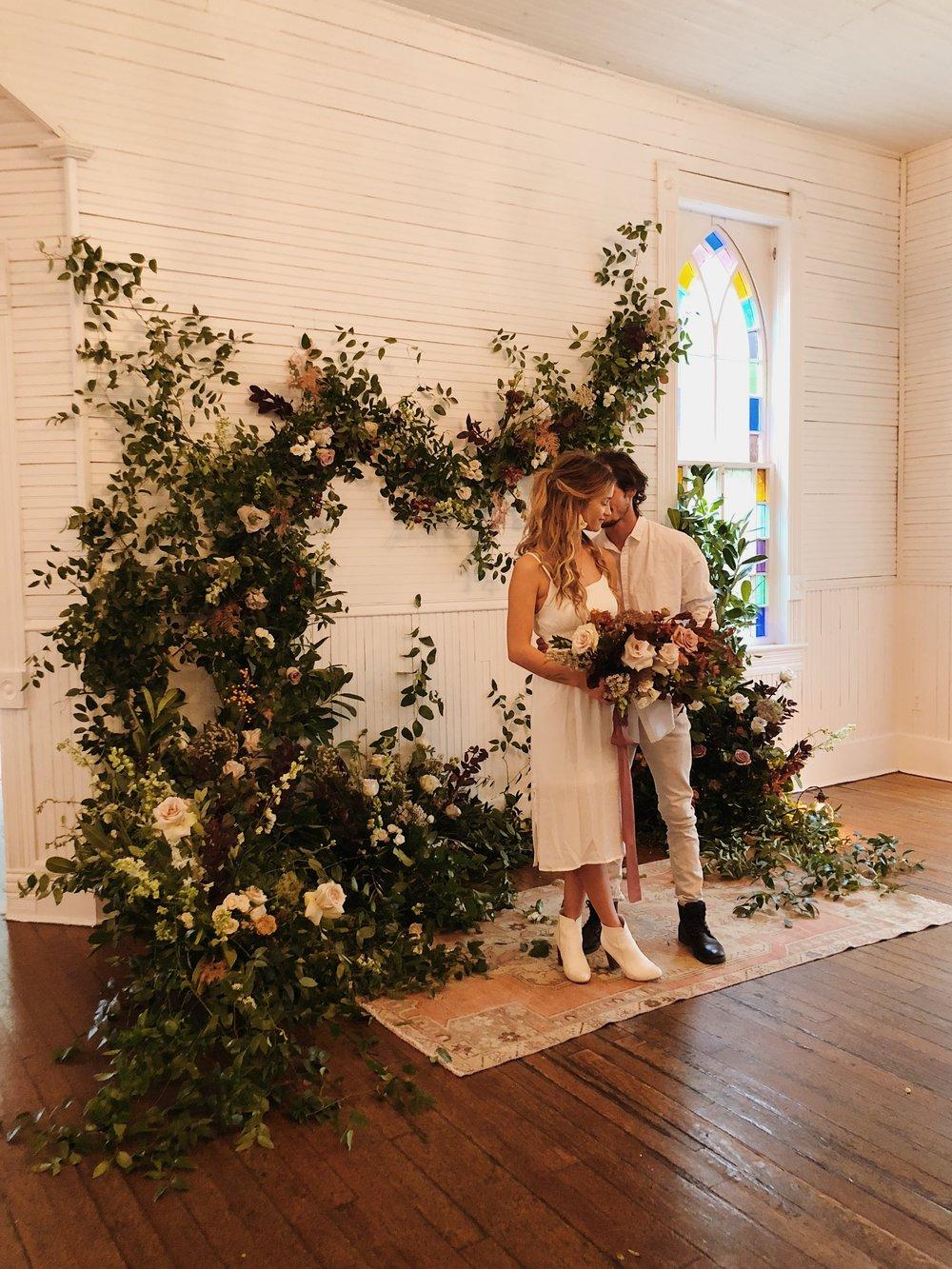 portland florist workshop