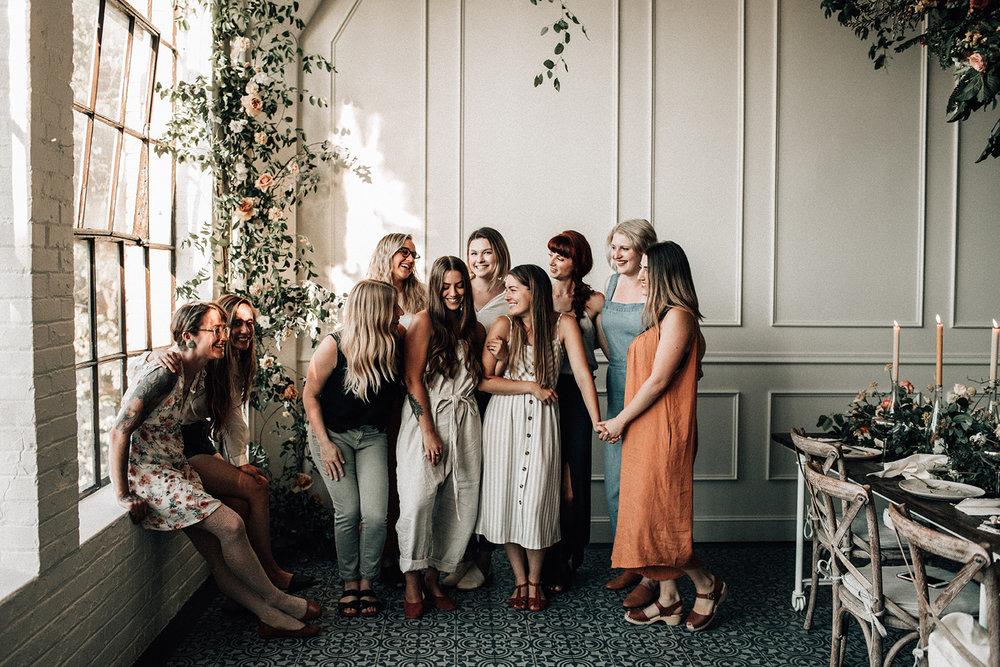 Bethany Small Photography // Tendue