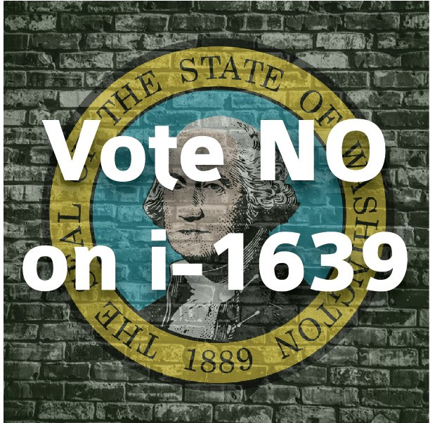 This November, remember to vote NO on Initiative 1639! Check out all the information on our website at: shootatsafefire/com/i-1639 #Shootatsafefire #Camas #2A ⠀ .⠀ .⠀ .⠀ .⠀ #SafeFire #Washington #PNW #america #Shootingrange #molonlabe #guns #gunsdaily #weaponsdaily #donttreadonme #dailybadass #tactical #pewpewlife  #merica #pewpew #firearms #pewpewpew #gunsofinstagram #pistol #handgun #handguns #rifle #ammo #edc  #noon1639 #1639 #voteno