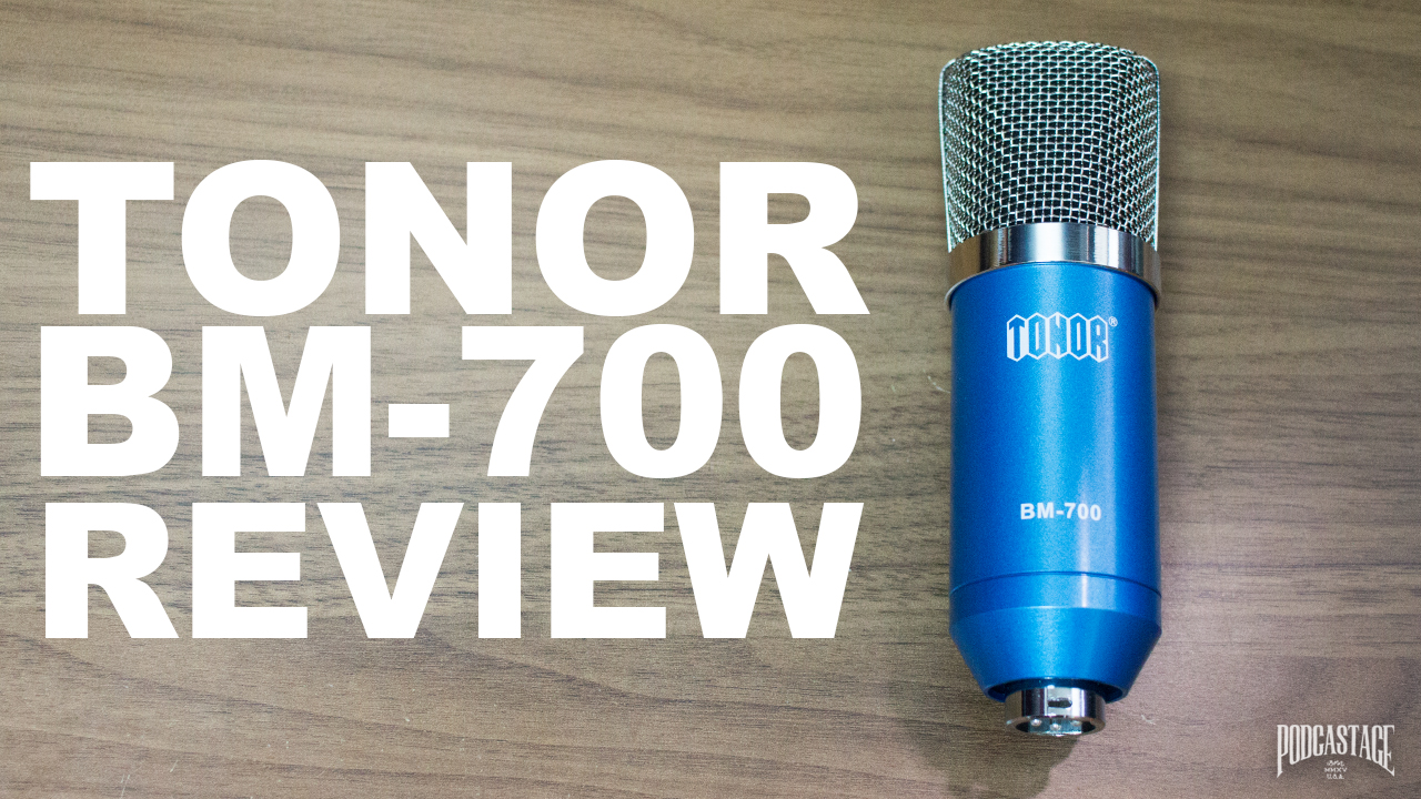Tonor Bm 700 Xlr Condenser Microphone Review Test Geeks Rising Electret Wiring Youtube