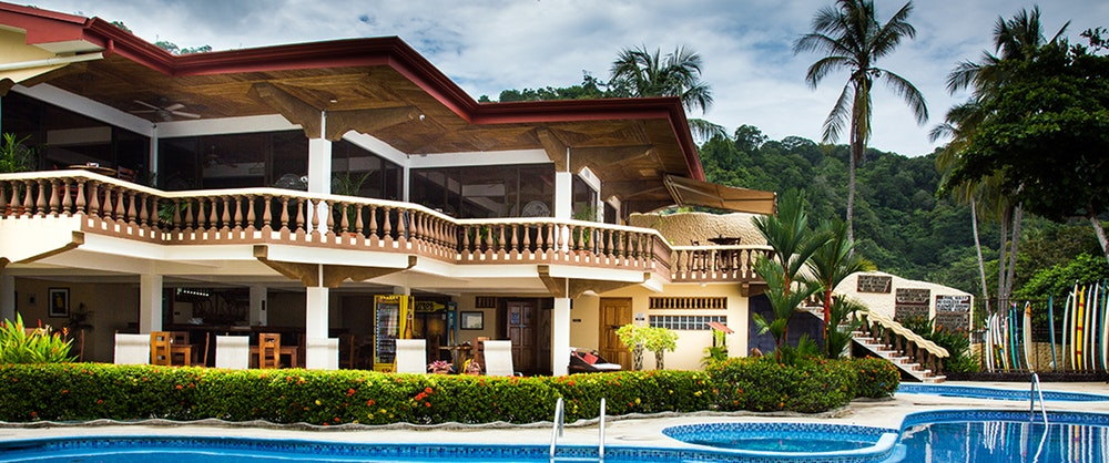 Monday, July 9-Saturday, July 14 : Lodge at Jacó Laguna Resort (6 Days, 5 Nights)
