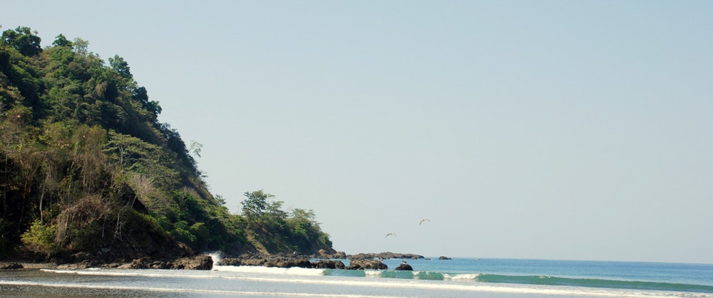 Thursday, July 12:  Beach Day at Jacó Beach!