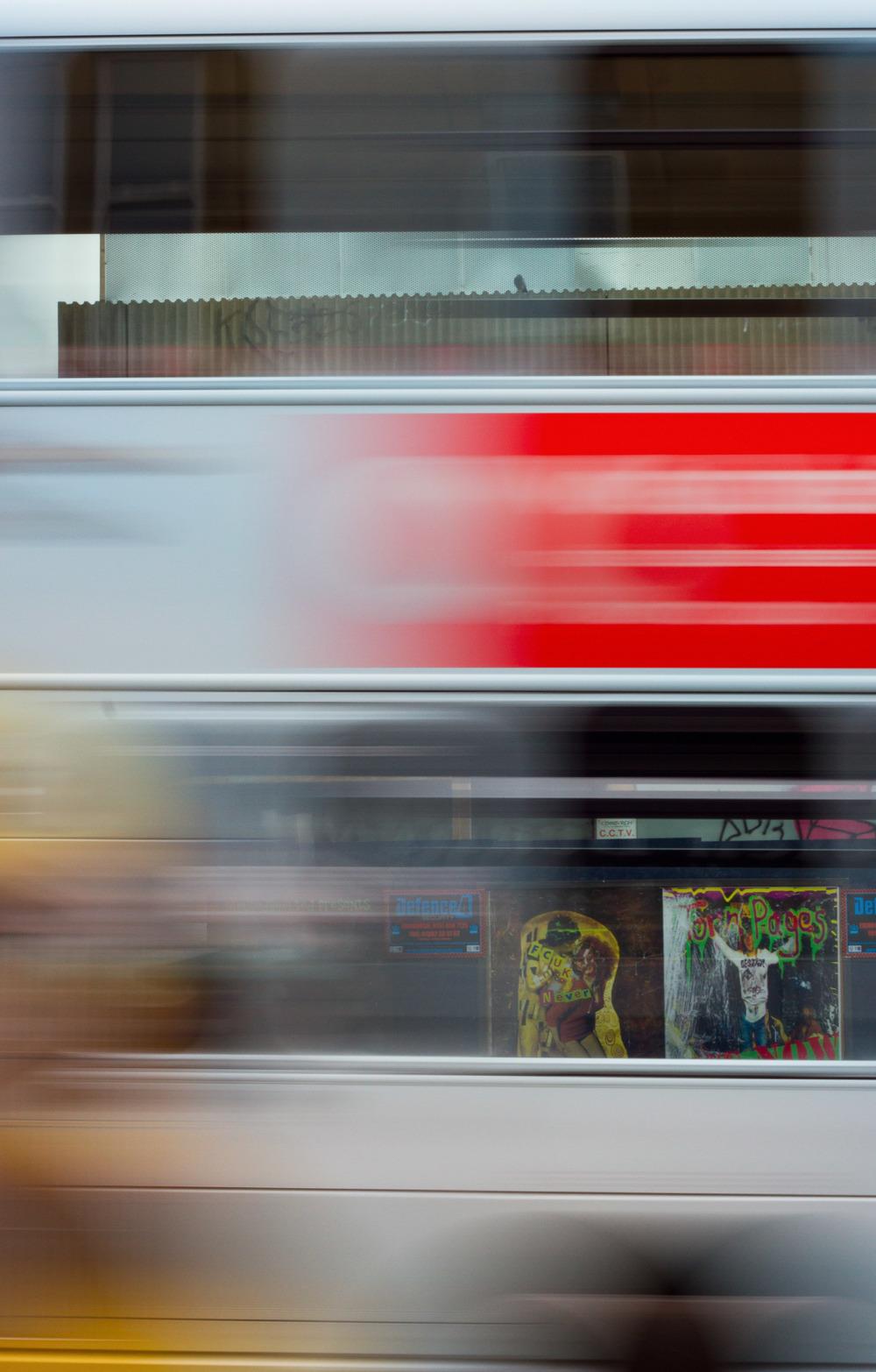 Bus Edinburgh