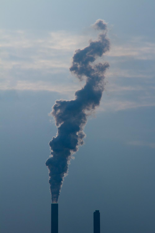 Smoke stack, Amsterdam