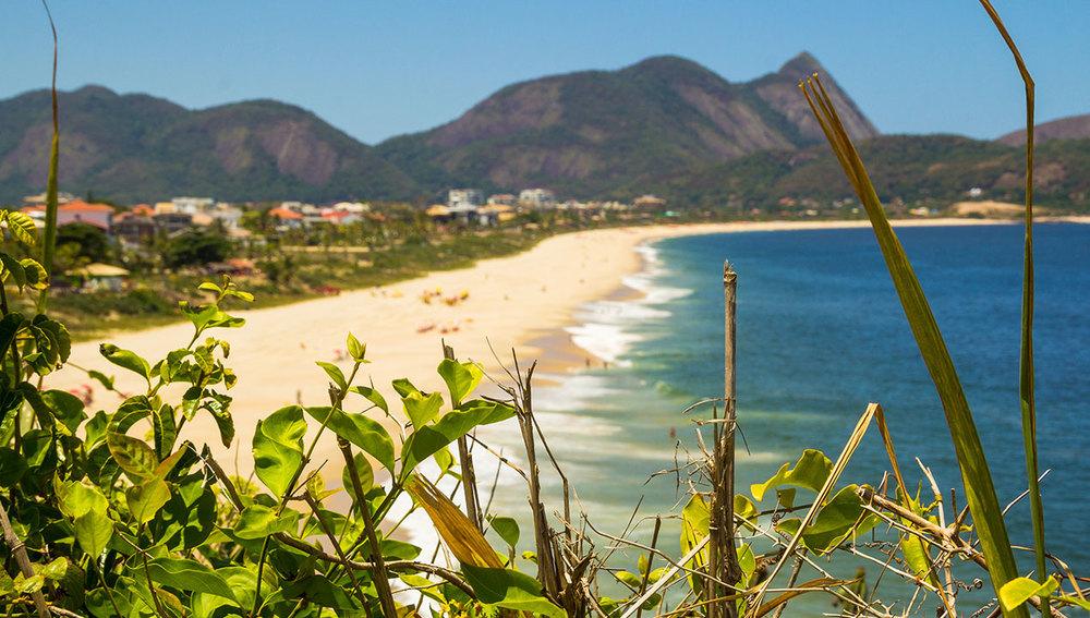 Belíssimas praias perto de você