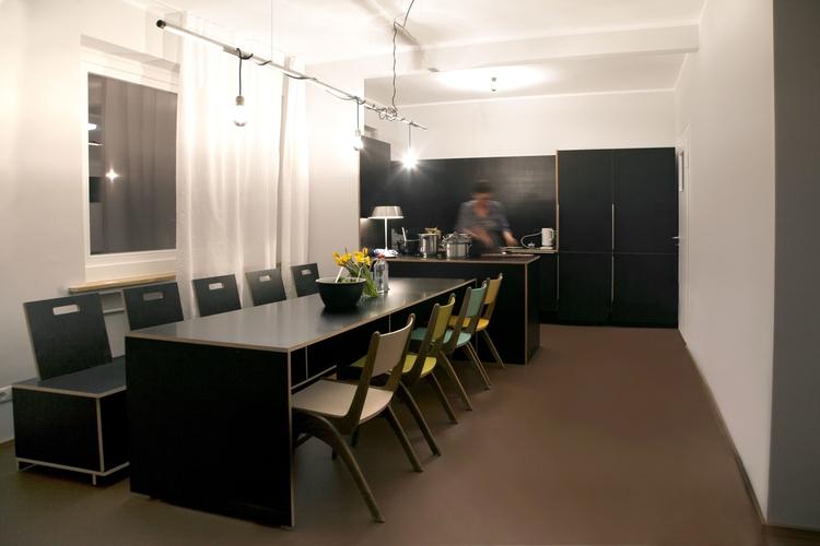Kitchen Dining Room Project Mit Marius Schilling Mobelwerk Berlin