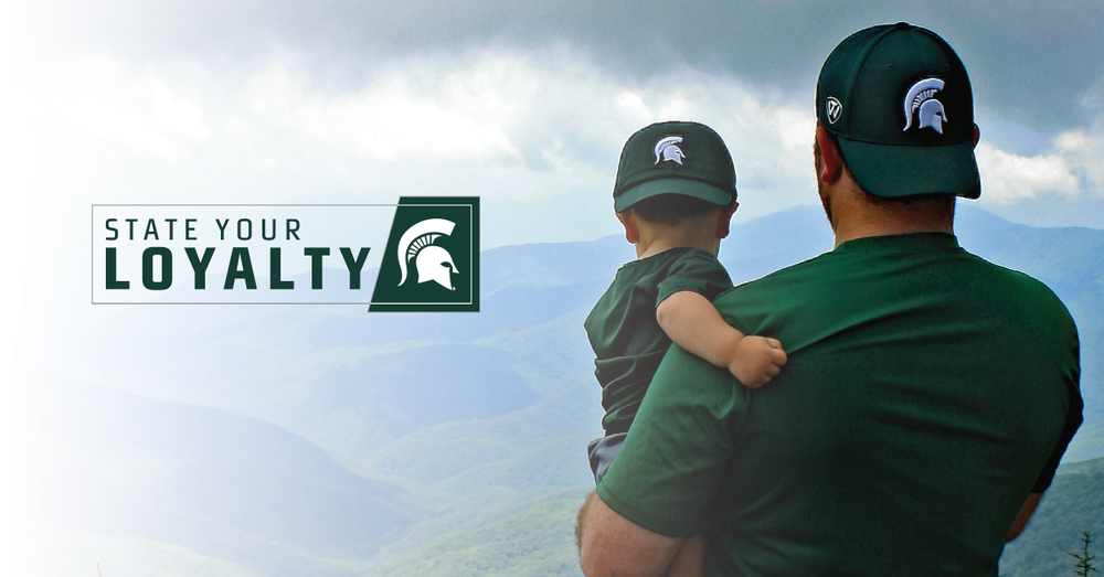 Worn on heads and hearts, Spartan loyalty is learned early on.