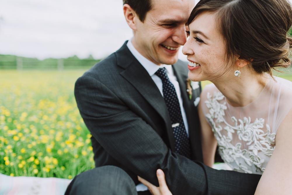 Maryland bakcyard wedding