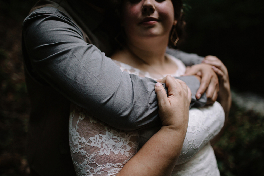 ricketts glen wedding