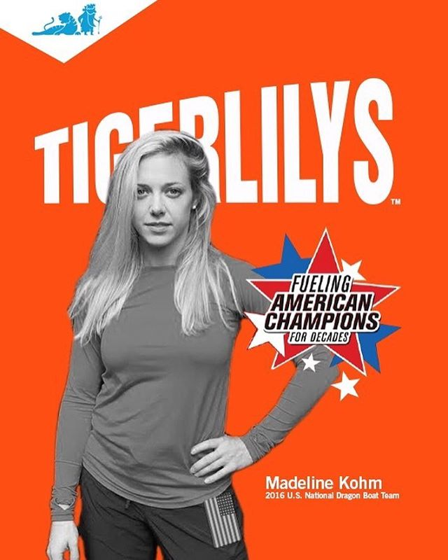 Congrats to our very own @madelinekohm for making it on to the U.S. National Dragon Boat Team!!! #dragonboat #usnationalteam #wheaties #beastmode #motiondesigner #wcw