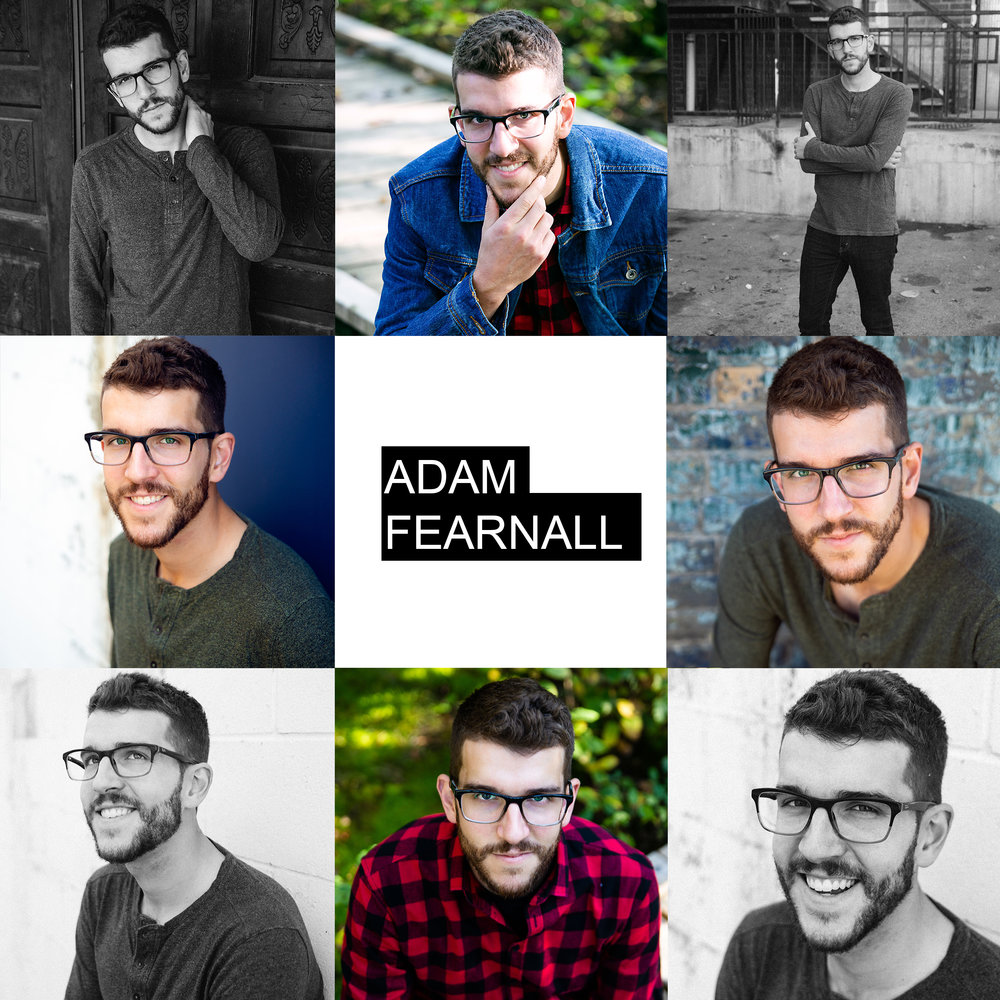 Adams Headshots