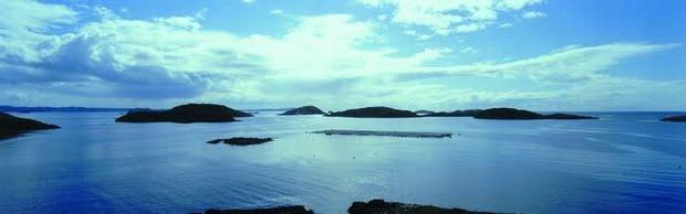 Loch Duart, Scottland.