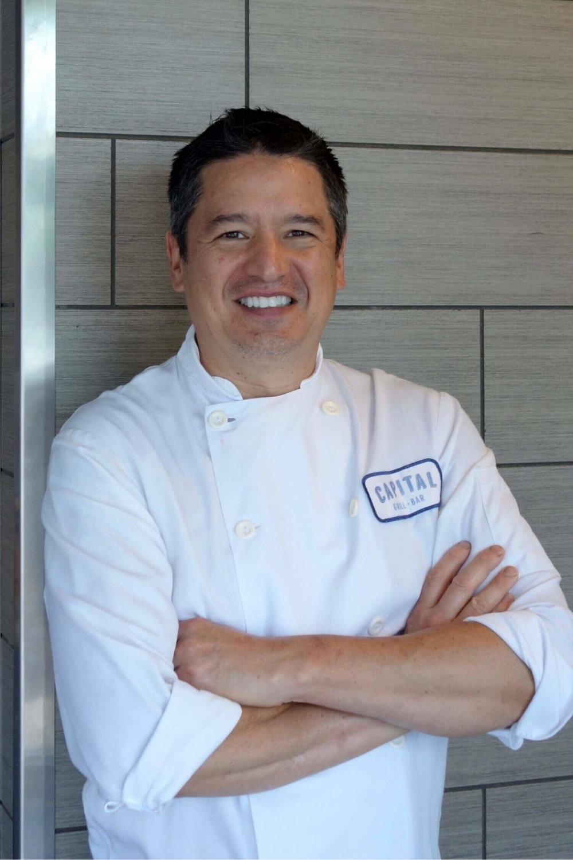 Chef Wayne Martin