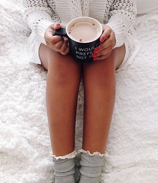 Friday Chillin // There is nothing better than a fresh mani + hot cocoa + cozy blankets + Netflix during a #yyc summer thunderstorm! 📷: Pinterest . . . #happyfriday #tgif #polishedyyc #beautyboutique #thunderstorm #rainyday  #netflixnight #getpolished #mani #notd #friyay #chill #cozy #yycsummer #yycliving #yycbeauty #shoplocal #mardaloop