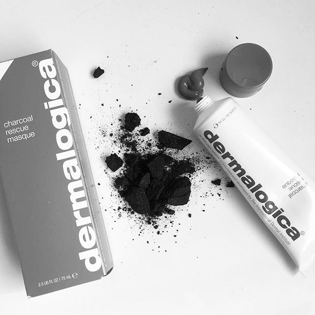 This weeks { product we love } @dermalogica Charcoal Rescue Masque - Activated binchotan charcoal powerfully absorbs impurities while sulfuren promotes skin cell turnover for dramatically brighter skin  #yycaesthetics #yyc #403 #yycskin #calgarybeauty #calgaryesthetics #loveyourskin #treatyoself