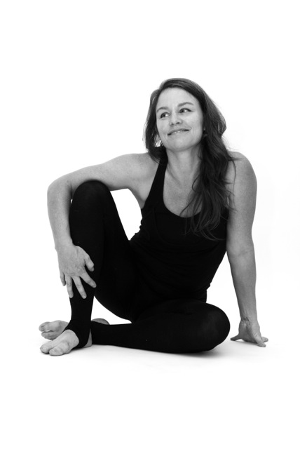 Erin Dudley, senior teacher Kula Yoga Project