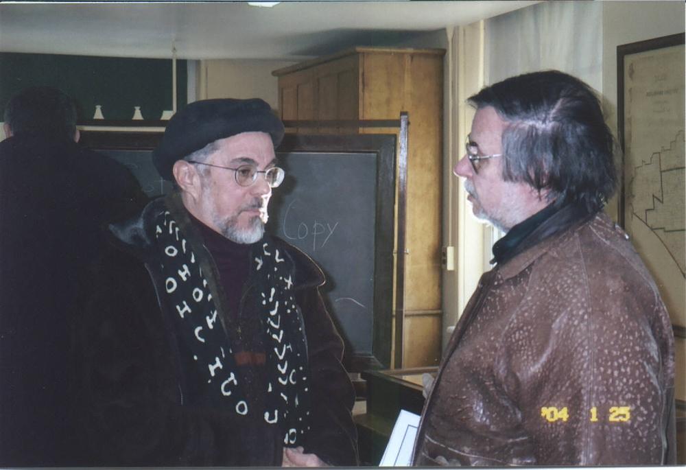 Daniel Abdal-Haay Moore & Robert Zaller