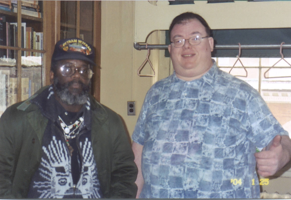Lamont Steptoe & Rich Hemmings